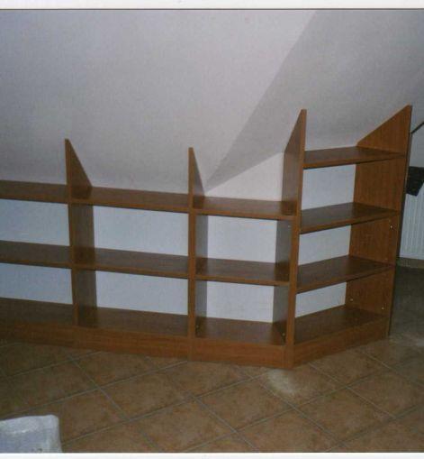 Konyha és beépített bútorok